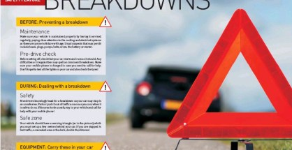 safety breakdown