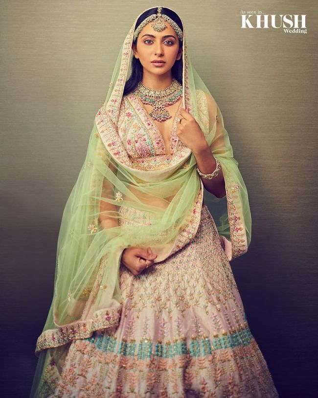 Rakul Preet Singh Kalki Fashion Bridal Shoot