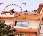 Karachi Woman Jumped From 5th Floor
