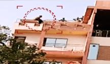 Karachi Woman Jumped From 5th Floor