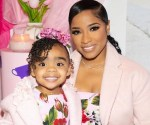 Reign Rushing 3rd Birthday Toya Johnson