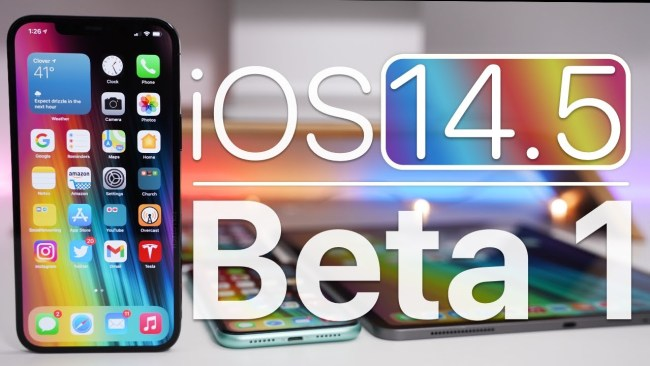 iOS 14.5 Beta New Features and How to Install