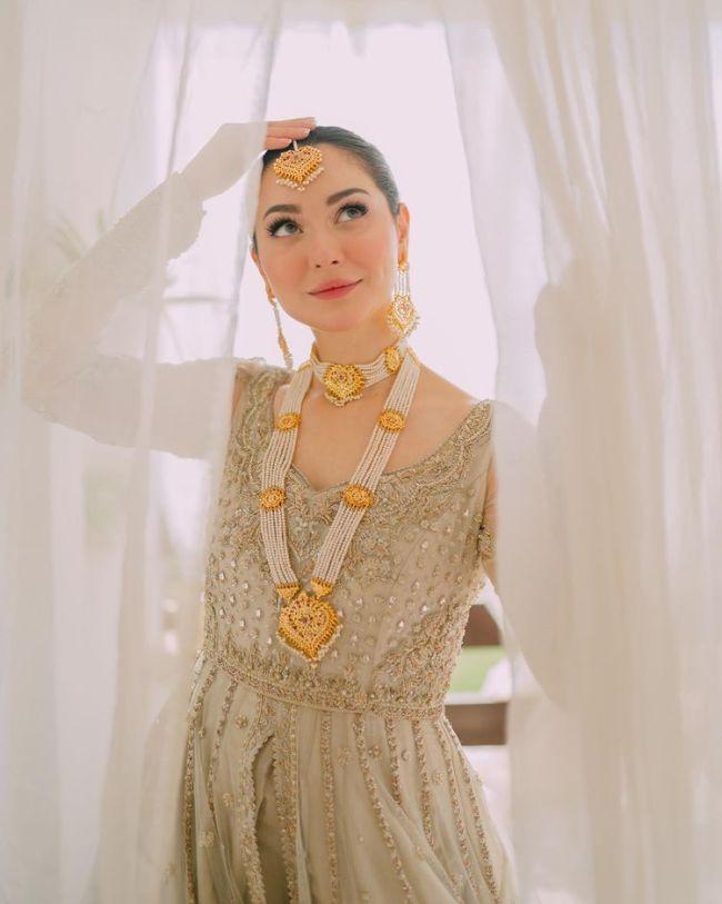 Hania Amir Bridal Dress