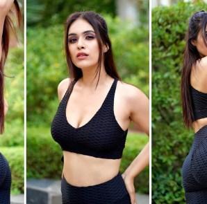 Neha-Malik Anti-Cellulite-Leggings