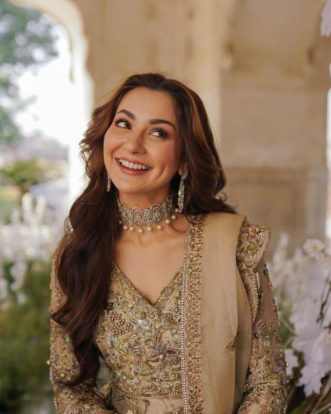 Sunnia Manahil Clothing Hania Aamir
