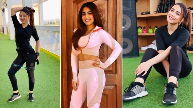 Ushna-Shah-Gym-Wear