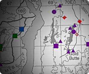 Petroleum-Data-Clark-County-Nevada-Gold-Butte-Area