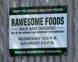 rawesome foods