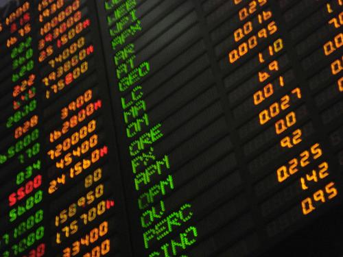 stock market wikimedia