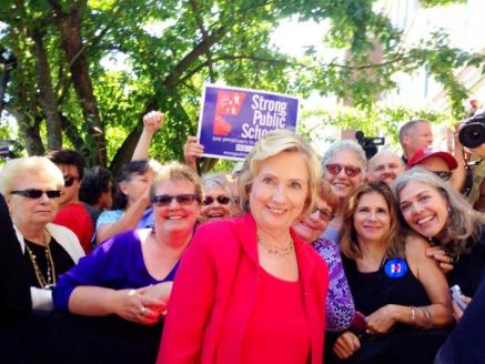 Hillary-singers
