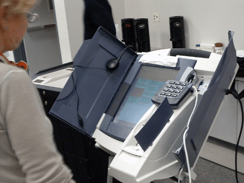 diebold voting machine wikimedia