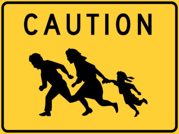 illegal alien sign wikimedia