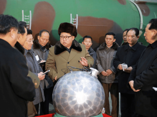 mini nuke north korea