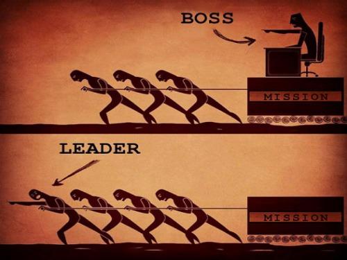 boss leader slaves