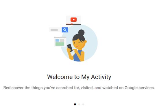 googlemyactivity