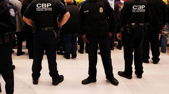 border control agents