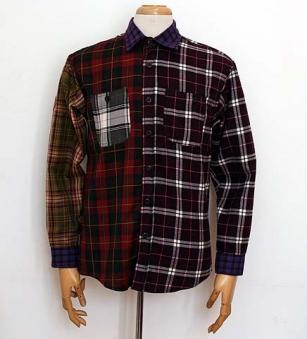 aw09-mix-plaid-shirt