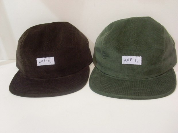 Corduroy 5 volleyball 5 panel green_brown