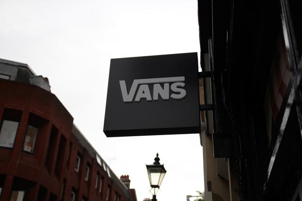 f3d40788d4 Vans Covent Garden store opens