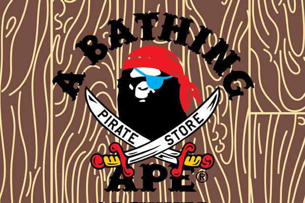 170010ac Bape Pirate Store (More Details)