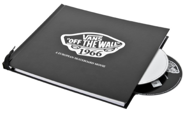 c96372497203ef Vans Off The Wall  1966 - Movie + Special 100 Page Book