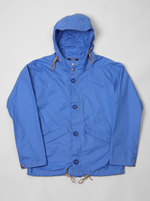 f081b91d7897 Nigel Cabourn Aircraft Jacket (Bold Colours)