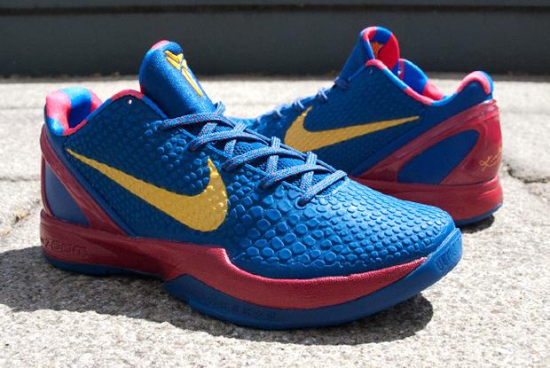 save off 4052b ed431 Nike Zoom Kobe VI FC Barcelona