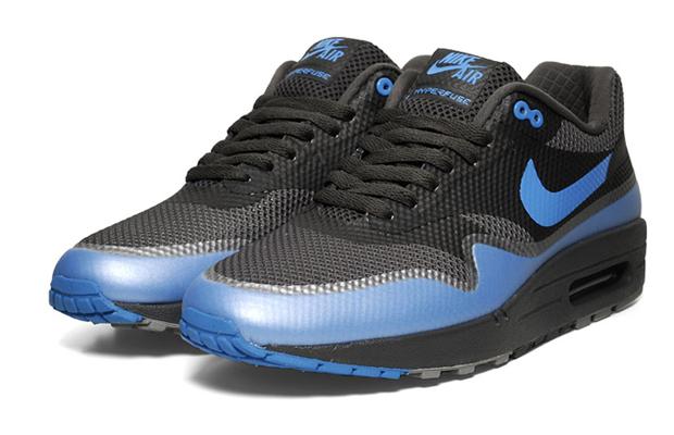 Nike Air Max 1 Hyperfuse PRM (MidnightMidnight Grey)