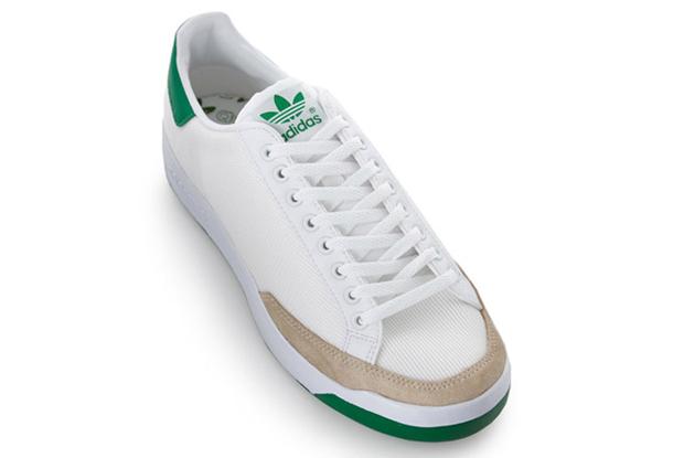 adidas Rod Laver Super (White Green) 36daf7c884