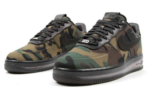 detailed look 2d1ce ea83d Nike Air Force 1 Low Max Air VT (Camo)