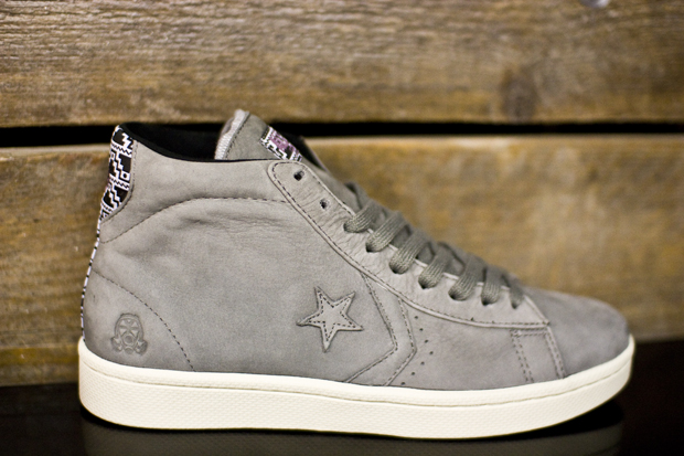 914b6af9473927 Recap  Footpatrol x Converse Pro Leather Hi   Ox Launch