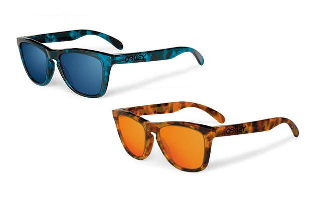 05e647afd6 Oakley Frogskins Collectors Edition Acid Tortoise Sunglasses