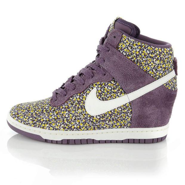 brand new d0fff 70120 ... Nike-Liberty-London-Pepper-Print-Dunk-Sky-High- ...