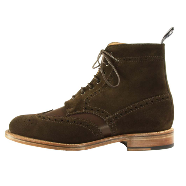 Oliver-Spencer-AW12-Brogue-Boot-Brown-01