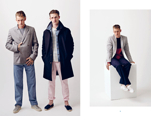 Hentsch Man Spring Summer 2013 Lookbook 14