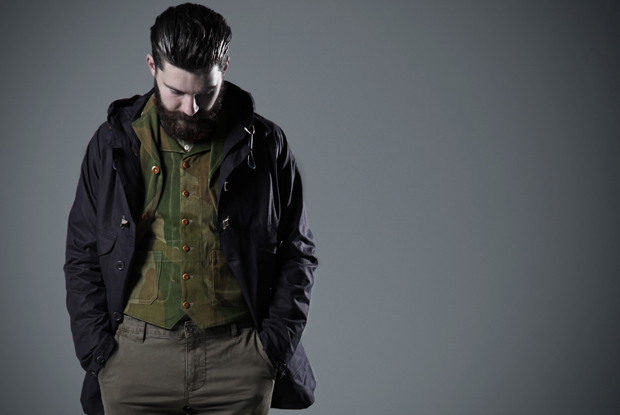 Nigel Cabourn Spring Summer 2013 shot by End Clothing 01