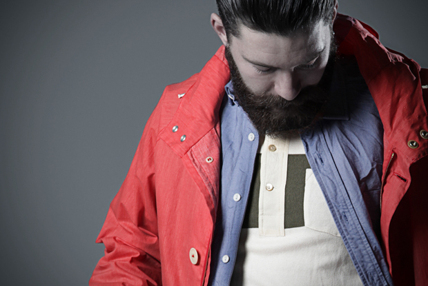 Nigel Cabourn Spring Summer 2013 shot by End Clothing 02