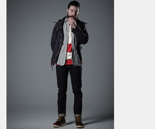 Nigel Cabourn Spring Summer 2013 shot by End Clothing 08
