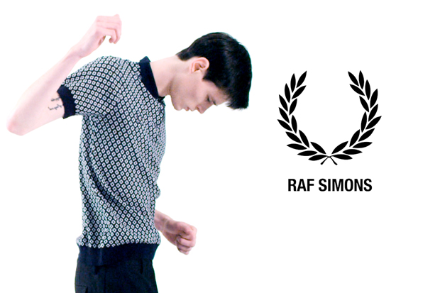 Raf Simmons Fred Perry Spring Summer 2013 Collection 01