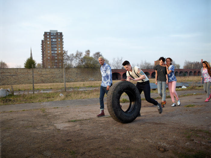 Dr Martens SS13 Campaign Imagery 08