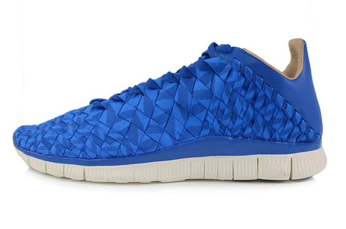 Nike Free Inneva Woven SP (Photo Blue   Black) 1c133fa8b