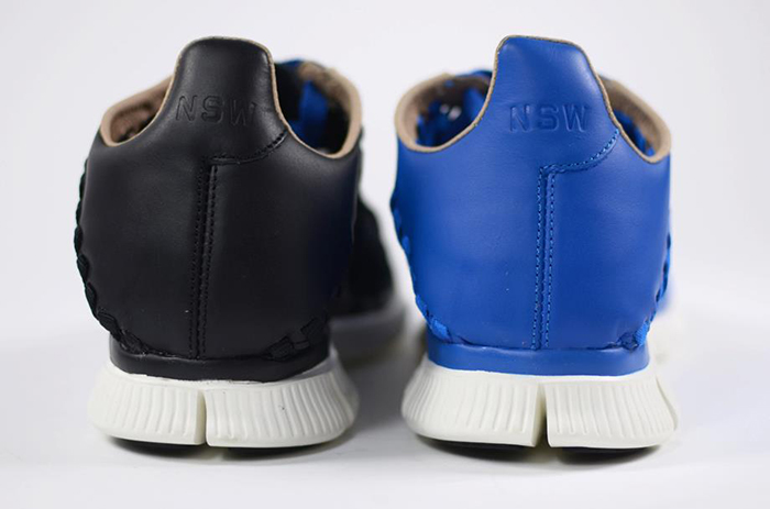 Nike Free Inneva Woven SP (Photo Blue & Black)