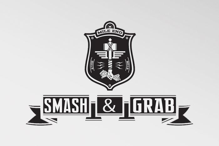 Smash & Grab at Mile End Slatepark Flyer Adidas Parlour 01