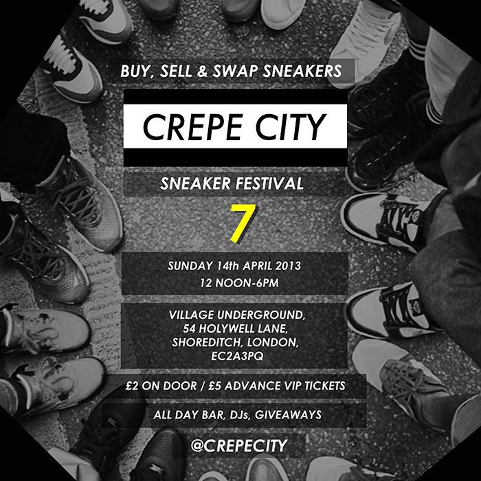 Crepe City Sneaker Festival 7 01