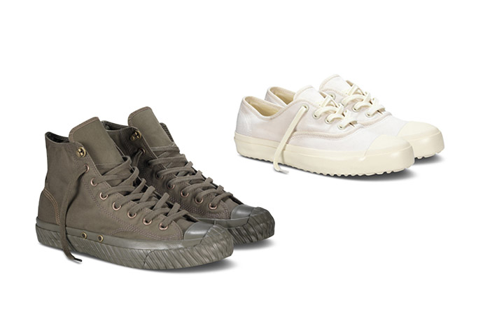 708b92740083e8 Nigel Cabourn for Converse Spring 2013 Capsule Collection