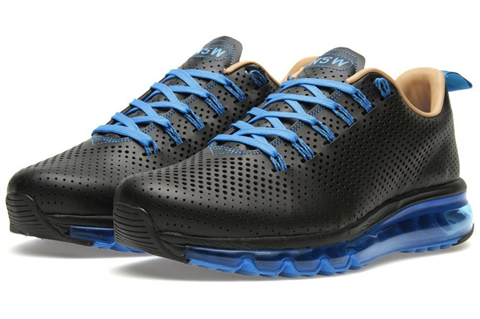 newest 0e5ea 7f1fe Nike Air Max Motion NSW Black Photo Blue 02 ...