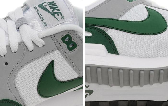 Nike Air Pegasus 89 Blackened Blue White Green White 05