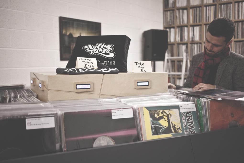 Walls of Wax - Meet the Vinyl Pimp - Discogs biggest record seller-7