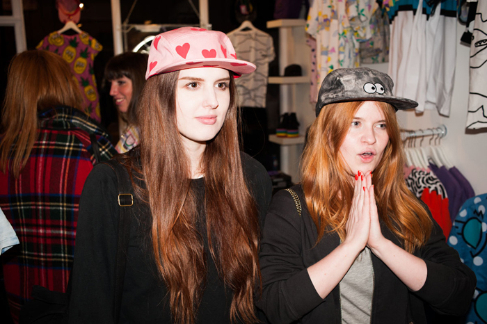 Recap Lazy Oaf Summer 2013 Collection Launch Party London 20