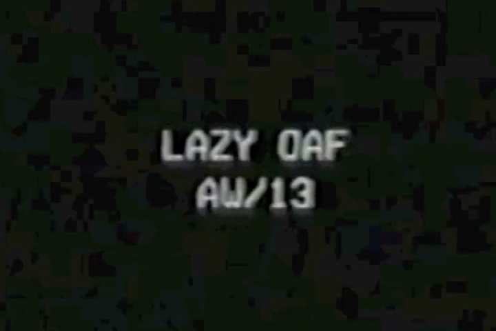 Lazy-Oaf-Autumn-Winter-2013-Mens-Collection-Preview-Video